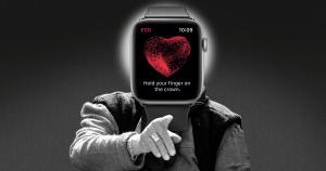 Тизер. ЭКГ Apple Watch